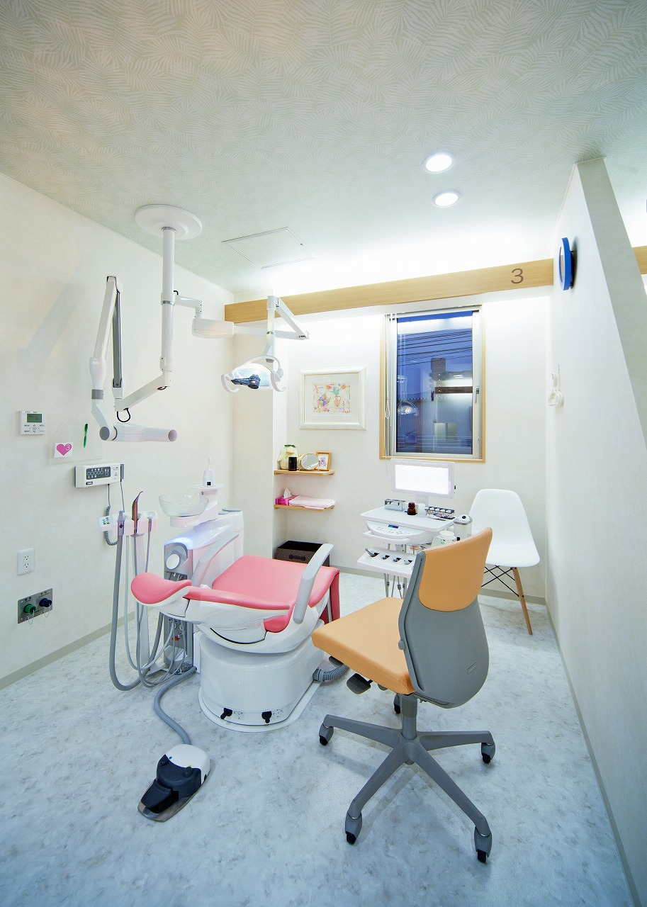 おりづる歯科医院2 1階 診察室