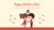 Copia di Red Couple Valentine's Day Card