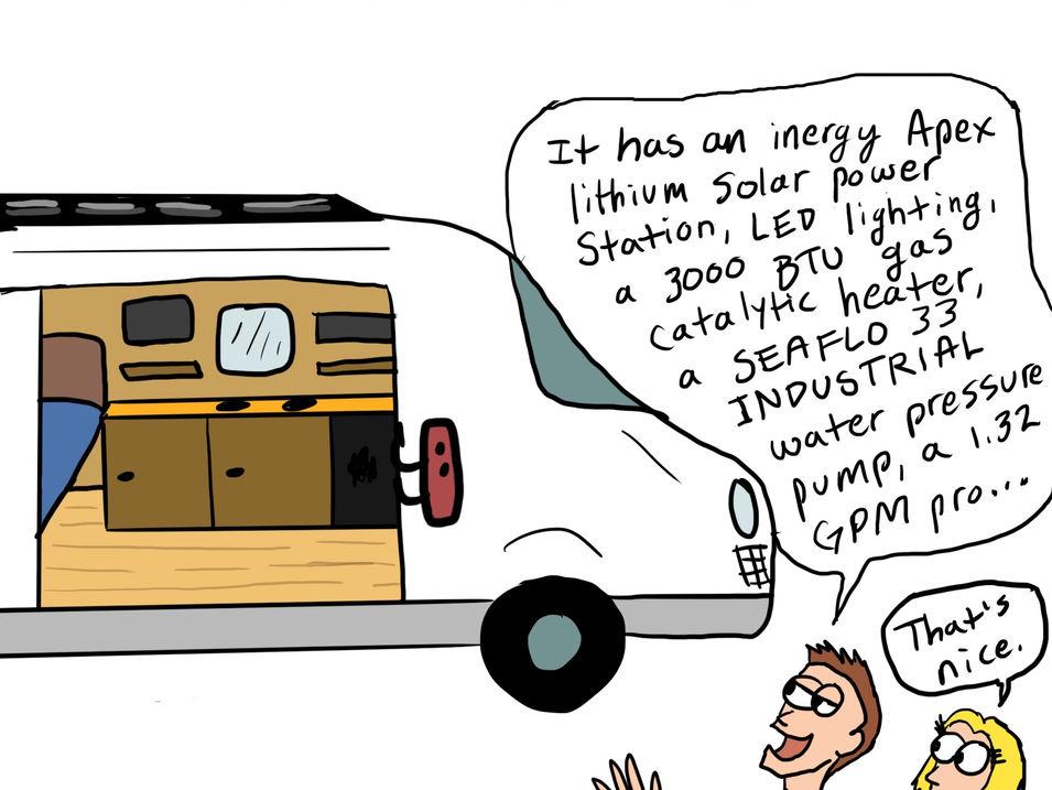 Jer's Dream Van