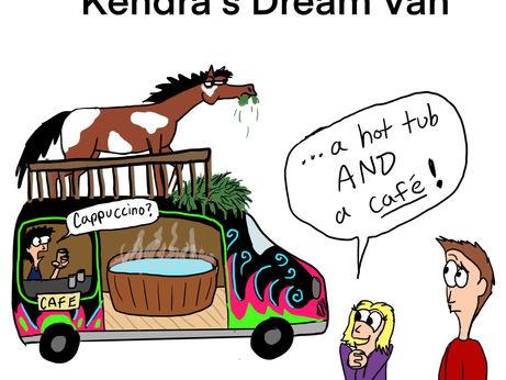Kendra's Dream Van