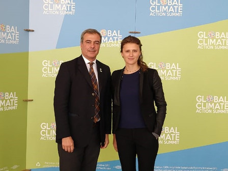 Internacionalización e incidencia en conferencias de acción climática