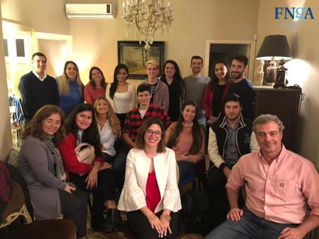 Cambio climático en Joven Argentina