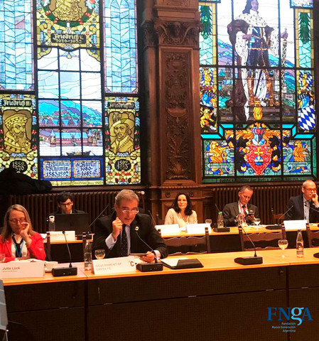 ICCA2019 | La FNGA en la Conferencia Internacional sobre la Acción Climática
