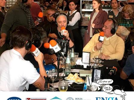 Radio desde el bar El Cairo