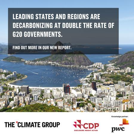 Acción Climática: las provincias alcanzan mayores resultados que los estados nacionales