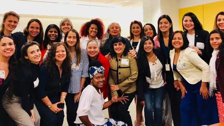 """La Directora de la FNGA en el Programa de Liderazgo: """"Mujeres líderes"""""""