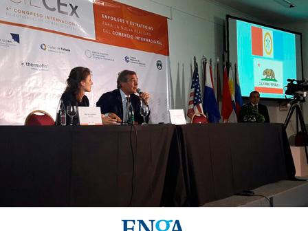 4º Congreso Internacional de Entidades de Comercio Exterior