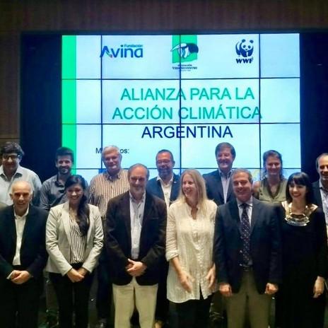 ALIANZA PARA LA ACCIÓN CLIMÁTICA ARGENTINA
