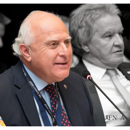 La comunidad internacional lamenta el fallecimiento del Ing. Miguel Lifschitz