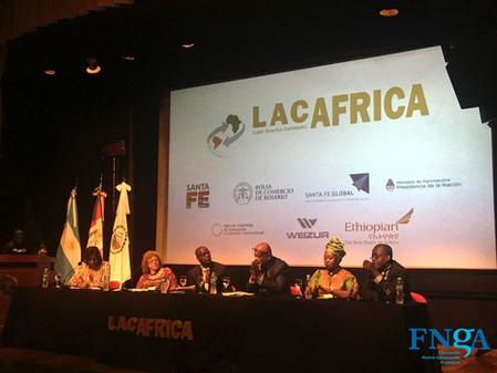 FNGA en la Cumbre LAC África 2017