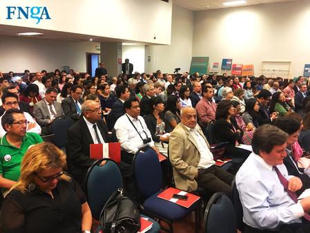 """""""Gobernabilidad democrática frente a la corrupción""""- Cumbre de las Américas"""
