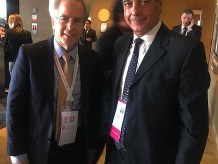 La FNGA junto al ex secretario para Asuntos Hemisféricos