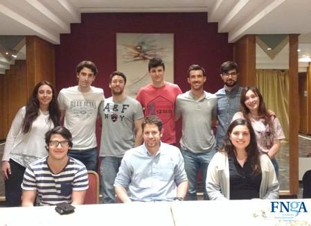 Un explorador en Joven Argentina