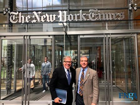 The New York Times y el nuevo modelo de negocio