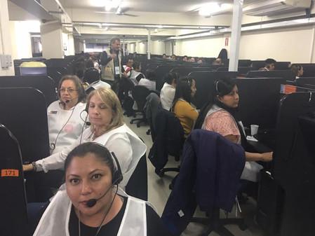 Participando en las elecciones de Ecuador