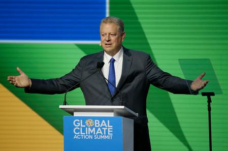 Al Gore y el proyecto de realidad climática
