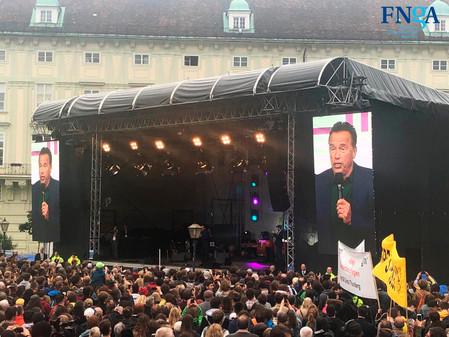 La FNGA en la Cumbre Mundial de Austria R20