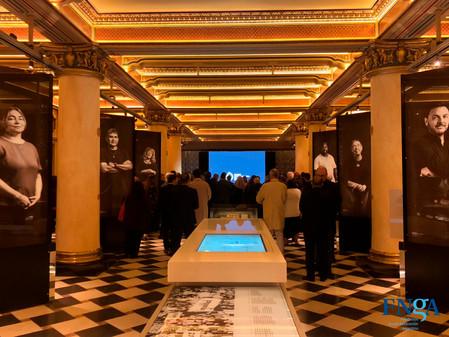 La FNGA en la inauguración del Museo Internacional para la Democracia