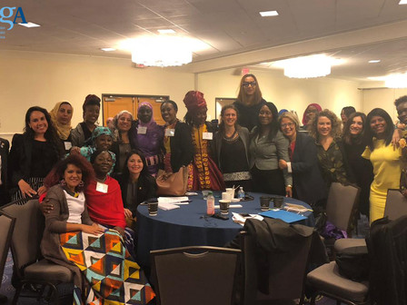 Mujeres líderes: Taller de Incidencia