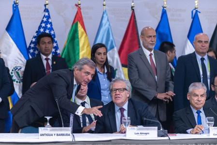 ++VIII Cumbre de las Américas++