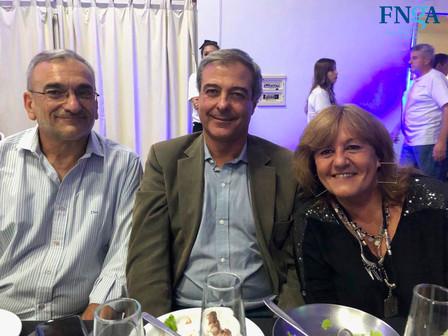 FNGA en cierre de año del Senador Alcides Calvo con participación de presidentes de comuna de todos