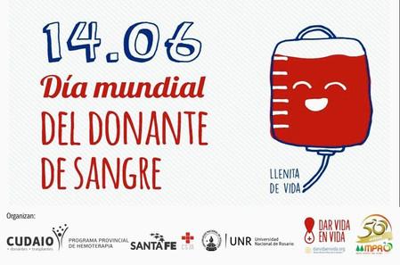 """Jornada """"Donación de Sangre"""""""
