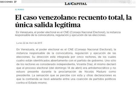 Venezuela 10 años
