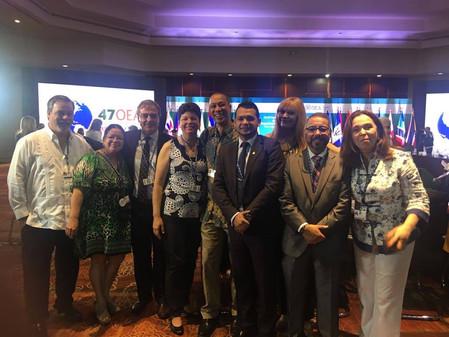 Foro de la Sociedad Civil en la OEA