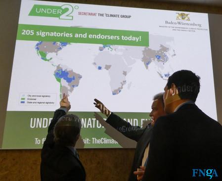 *APOYO INTERNACIONAL A LA ACCIÓN CLIMÁTICA SUBNACIONAL