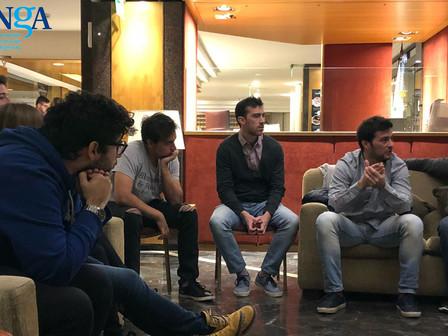 Milesy en el Programa Joven Argentina