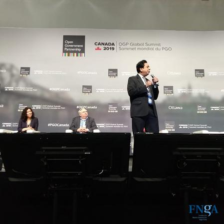 Cumbre Global de la Open Government Partnership