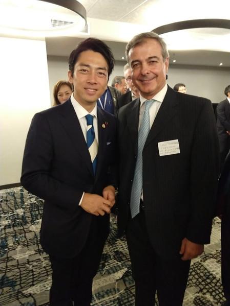 Alianza hermana de la#FNGApide a Japón mejorar sus objetivos climáticos