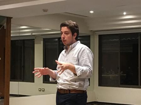 Oratoria en Joven Argentina