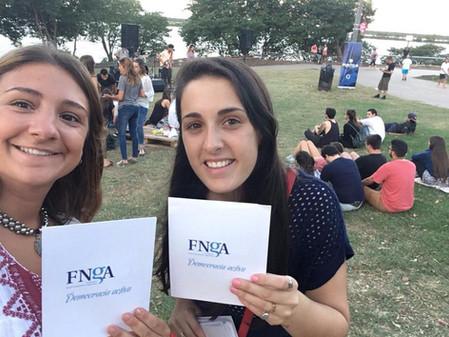 FNGA + festejo#DíaDelVoluntario