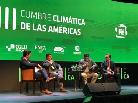 III Cumbre Climática de las Américas en Santa Fe