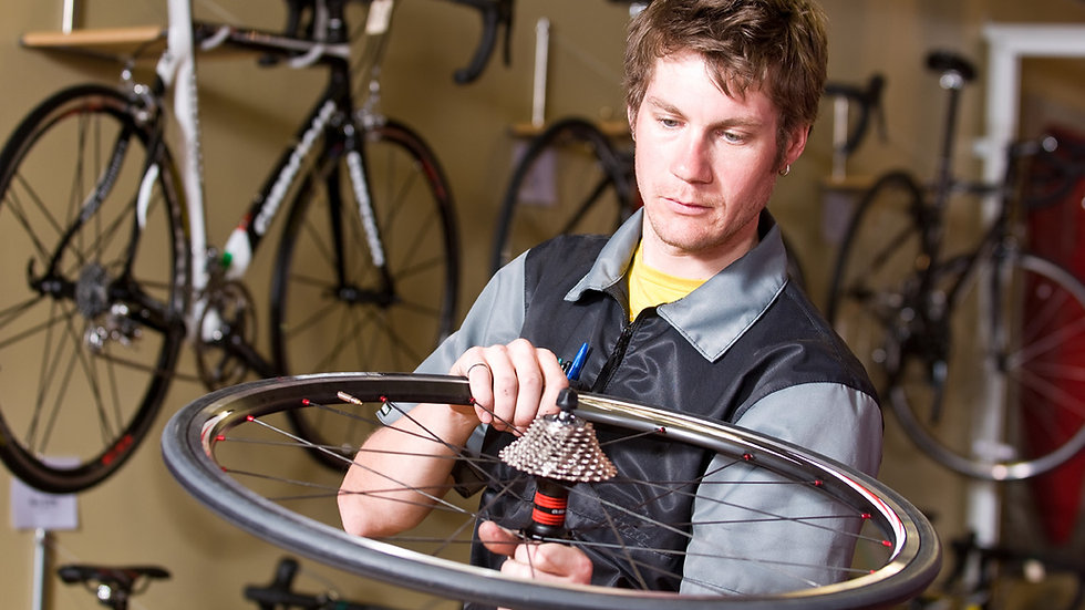 wielrichten bij Etappe Cycling Tours Workshop