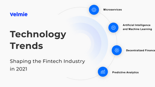 Technology Trends Shaping the FinTech Industry in 2021