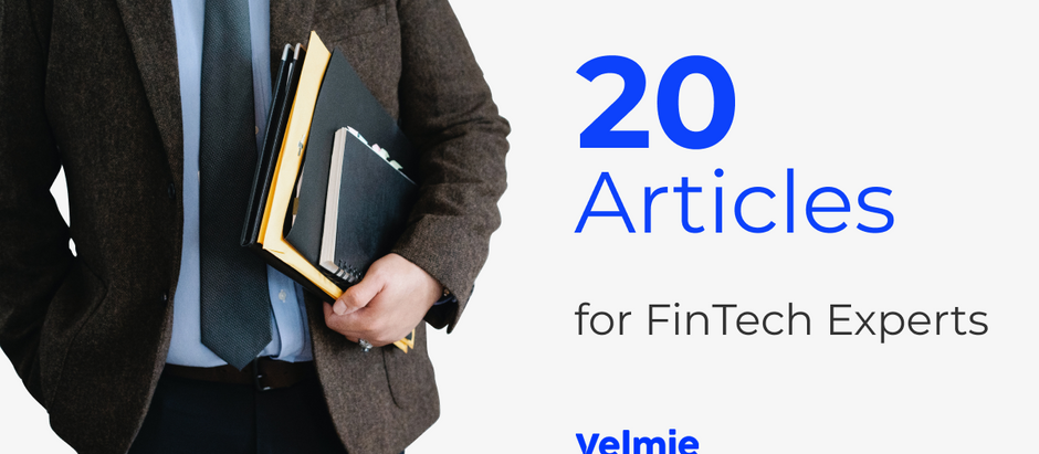 FinTech 2021: 20 Articles for FinTech Experts