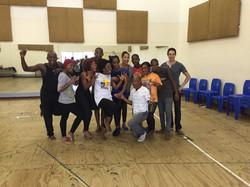 CAMP Programme, Durban, SA