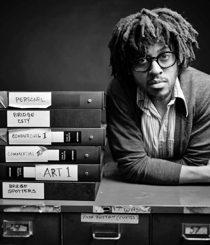 Artist & Historian // Kamau Ware