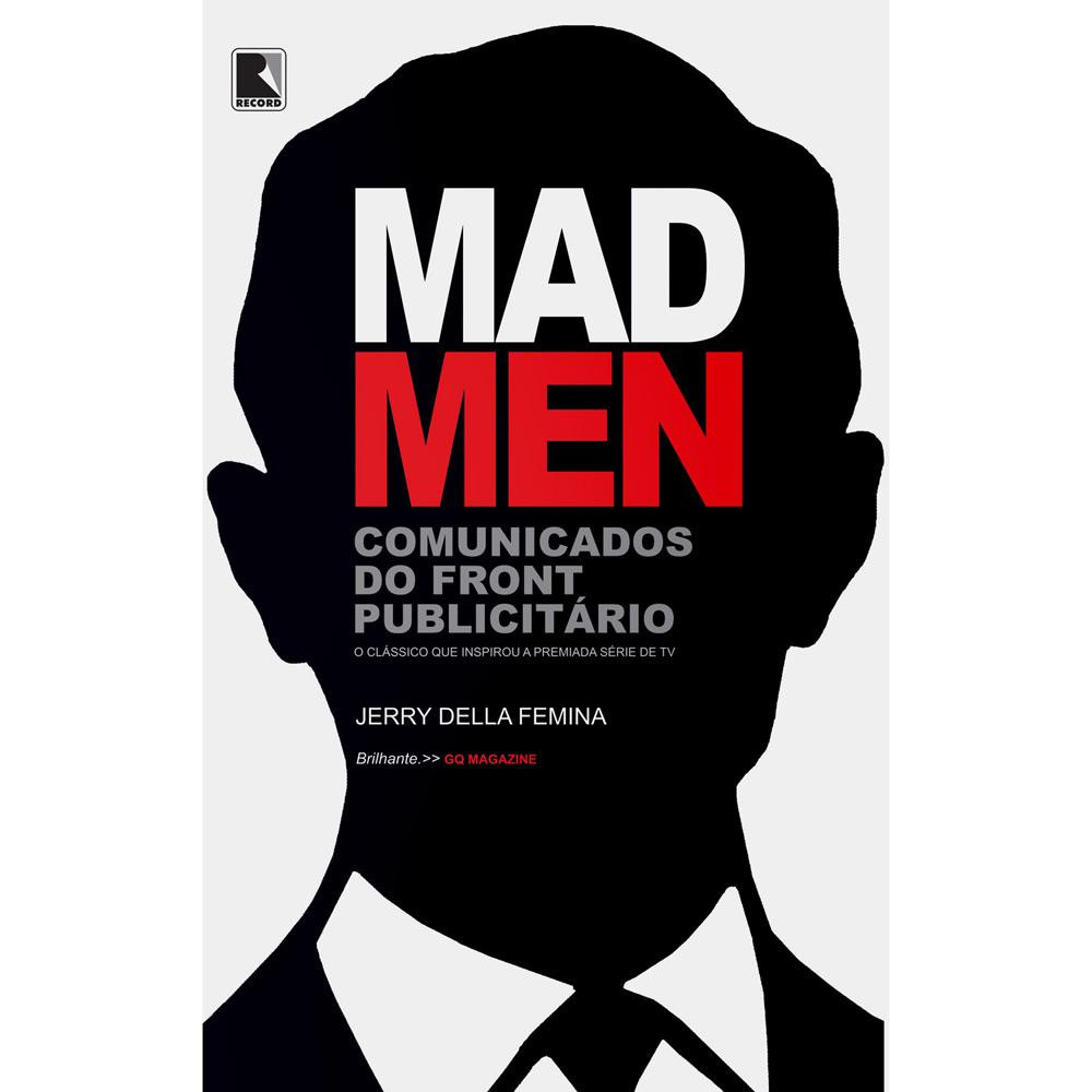 Mad Men - Comunicados do Front Publicitário