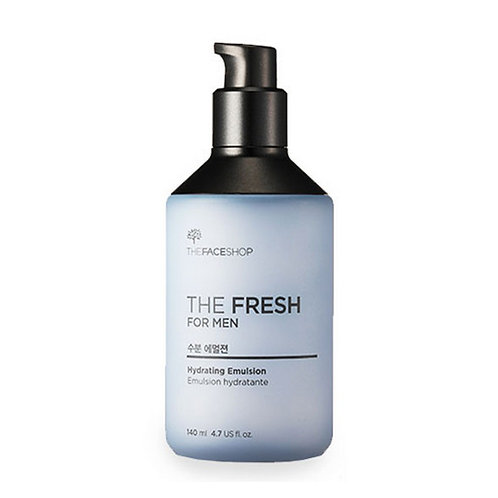 [The FACE Shop] The Fresh For Men Hydrating Emulsion 170ml.