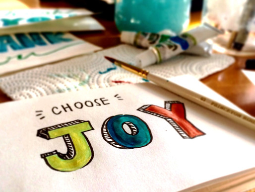 Aligned with Joy