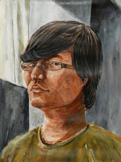Self Portrait Painting