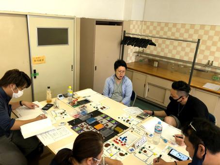 梅林株式会社では財務研修を梅屋敷で開催しています!