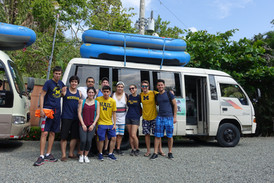 SHPE'd Abroad to Costa Rica