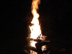 A Ritual Fire Dance of Vitality