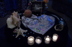 Altar to  Creativity