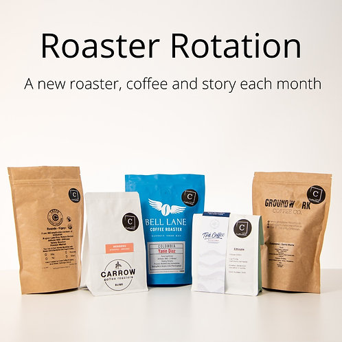 Roaster Rotation