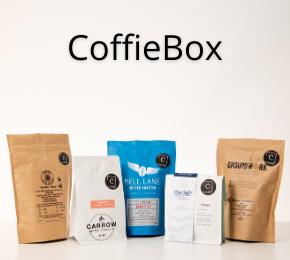 The First Coffee Algorithm. Curating your perfect box, to help you discover Irish Coffee